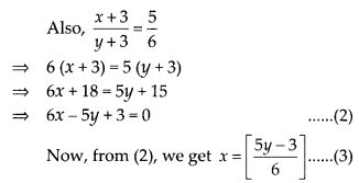 MP Board Class 10th Maths Solutions Chapter 3 Pair of Linear Equations in Two Variables Ex 3.3 11