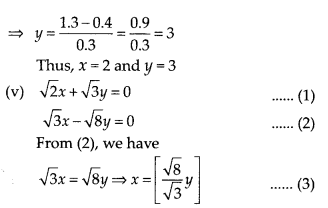 MP Board Class 10th Maths Solutions Chapter 3 Pair of Linear Equations in Two Variables Ex 3.3 5