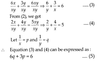 MP Board Class 10th Maths Solutions Chapter 3 Pair of Linear Equations in Two Variables Ex 3.6 13