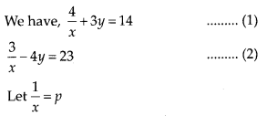 MP Board Class 10th Maths Solutions Chapter 3 Pair of Linear Equations in Two Variables Ex 3.6 6