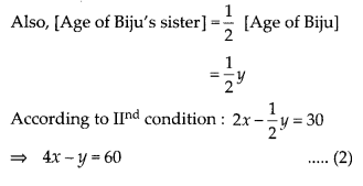 MP Board Class 10th Maths Solutions Chapter 3 Pair of Linear Equations in Two Variables Ex 3.7 1