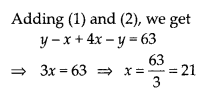 MP Board Class 10th Maths Solutions Chapter 3 Pair of Linear Equations in Two Variables Ex 3.7 2