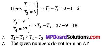 MP Board Class 10th Maths Solutions Chapter 5 Arithmetic Progressions Ex 5.1 12