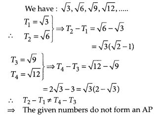 MP Board Class 10th Maths Solutions Chapter 5 Arithmetic Progressions Ex 5.1 17