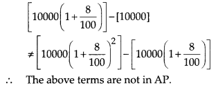MP Board Class 10th Maths Solutions Chapter 5 Arithmetic Progressions Ex 5.1 3