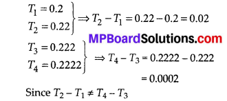 MP Board Class 10th Maths Solutions Chapter 5 Arithmetic Progressions Ex 5.1 9