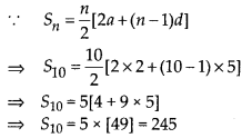 MP Board Class 10th Maths Solutions Chapter 5 Arithmetic Progressions Ex 5.3 1