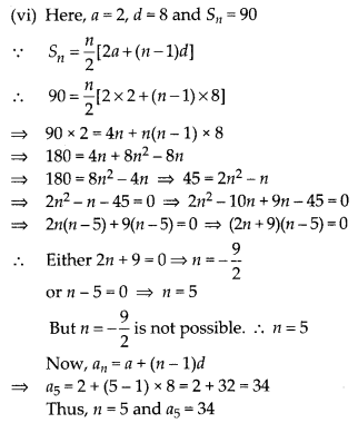 MP Board Class 10th Maths Solutions Chapter 5 Arithmetic Progressions Ex 5.3 14