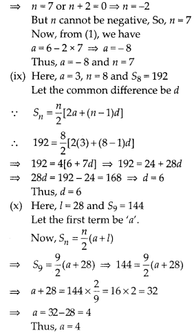 MP Board Class 10th Maths Solutions Chapter 5 Arithmetic Progressions Ex 5.3 17