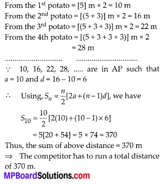 MP Board Class 10th Maths Solutions Chapter 5 Arithmetic Progressions Ex 5.3 41