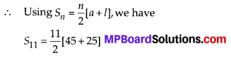 MP Board Class 10th Maths Solutions Chapter 5 Arithmetic Progressions Ex 5.4 7