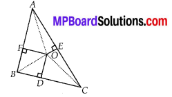 MP Board Class 10th Maths Solutions Chapter 6 Triangles Ex 6.5 12