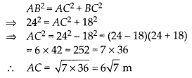 MP Board Class 10th Maths Solutions Chapter 6 Triangles Ex 6.5 15