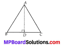 MP Board Class 10th Maths Solutions Chapter 6 Triangles Ex 6.5 25