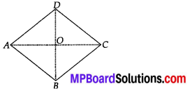 MP Board Class 10th Maths Solutions Chapter 6 Triangles Ex 6.5 9