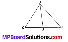 MP Board Class 10th Maths Solutions Chapter 6 Triangles Ex 6.6 1