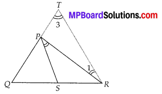 MP Board Class 10th Maths Solutions Chapter 6 Triangles Ex 6.6 2