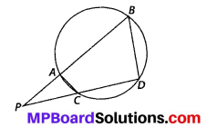 MP Board Class 10th Maths Solutions Chapter 6 Triangles Ex 6.6 20