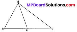 MP Board Class 10th Maths Solutions Chapter 6 Triangles Ex 6.6 22