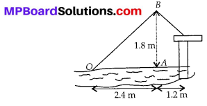 MP Board Class 10th Maths Solutions Chapter 6 Triangles Ex 6.6 26