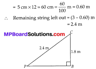 MP Board Class 10th Maths Solutions Chapter 6 Triangles Ex 6.6 27