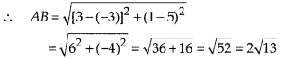 MP Board Class 10th Maths Solutions Chapter 7 Coordinate Geometry Ex 7.1 12