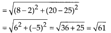 MP Board Class 10th Maths Solutions Chapter 7 Coordinate Geometry Ex 7.2 4