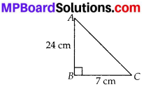 MP Board Class 10th Maths Solutions Chapter 8 Introduction to Trigonometry Ex 8.1 1
