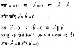 MP Board Class 12th Maths Book Solutions Chapter 10 सदिश बीजगणित Ex 10.5 6