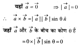 MP Board Class 12th Maths Book Solutions Chapter 10 सदिश बीजगणित Ex 10.5 9