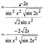 MP Board Class 12th Maths Book Solutions Chapter 5 सांतत्य तथा अवकलनीयता Ex 5.2 9