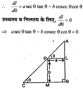 MP Board Class 12th Maths Book Solutions Chapter 6 अवकलज के अनुप्रयोग विविध प्रश्नावली 25