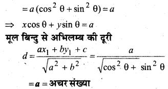 MP Board Class 12th Maths Book Solutions Chapter 6 अवकलज के अनुप्रयोग विविध प्रश्नावली 8