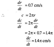 MP Board Class 12th Maths Book Solutions Chapter 6 अवकलज के अनुप्रयोग Ex 6.2 16