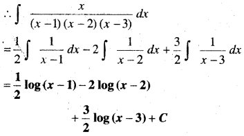 MP Board Class 12th Maths Book Solutions Chapter 7 समाकलन Ex 7.5 10