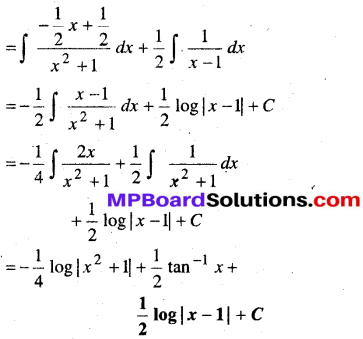 MP Board Class 12th Maths Book Solutions Chapter 7 समाकलन Ex 7.5 15