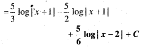MP Board Class 12th Maths Book Solutions Chapter 7 समाकलन Ex 7.5 23