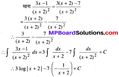 MP Board Class 12th Maths Book Solutions Chapter 7 समाकलन Ex 7.5 29