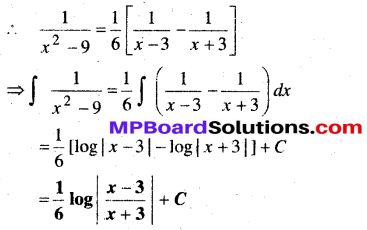 MP Board Class 12th Maths Book Solutions Chapter 7 समाकलन Ex 7.5 3