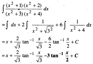 MP Board Class 12th Maths Book Solutions Chapter 7 समाकलन Ex 7.5 39