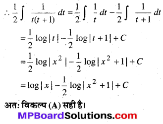 MP Board Class 12th Maths Book Solutions Chapter 7 समाकलन Ex 7.5 51
