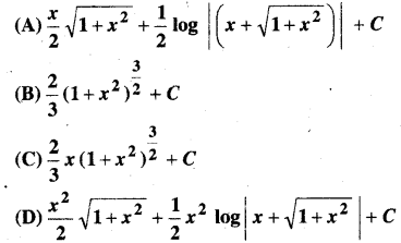 MP Board Class 12th Maths Book Solutions Chapter 7 समाकलन Ex 7.7 11