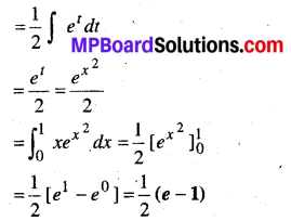 MP Board Class 12th Maths Book Solutions Chapter 7 समाकलन Ex 7.9 15