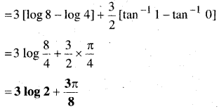 MP Board Class 12th Maths Book Solutions Chapter 7 समाकलन Ex 7.9 22