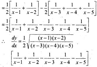 MP Board Class 12th Maths Solutions Chapter 5 सांतत्य तथा अवकलनीयता Ex 5.4 11