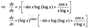 MP Board Class 12th Maths Solutions Chapter 5 सांतत्य तथा अवकलनीयता Ex 5.4 13