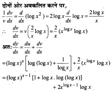 MP Board Class 12th Maths Solutions Chapter 5 सांतत्य तथा अवकलनीयता Ex 5.4 23