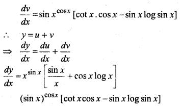 MP Board Class 12th Maths Solutions Chapter 5 सांतत्य तथा अवकलनीयता Ex 5.4 27