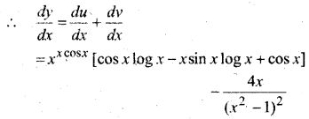 MP Board Class 12th Maths Solutions Chapter 5 सांतत्य तथा अवकलनीयता Ex 5.4 30