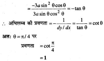 MP Board Class 12th Maths Solutions Chapter 6 अवकलज के अनुप्रयोग Ex 6.3 7